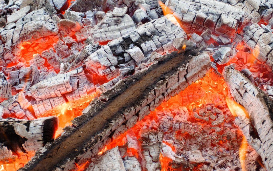 Comment recycler les cendres de cheminées?