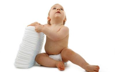 Toxicité des couches pour bébés