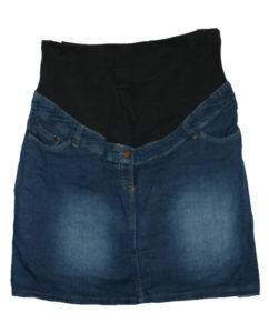 jupe en jean de grossesse d'occasion
